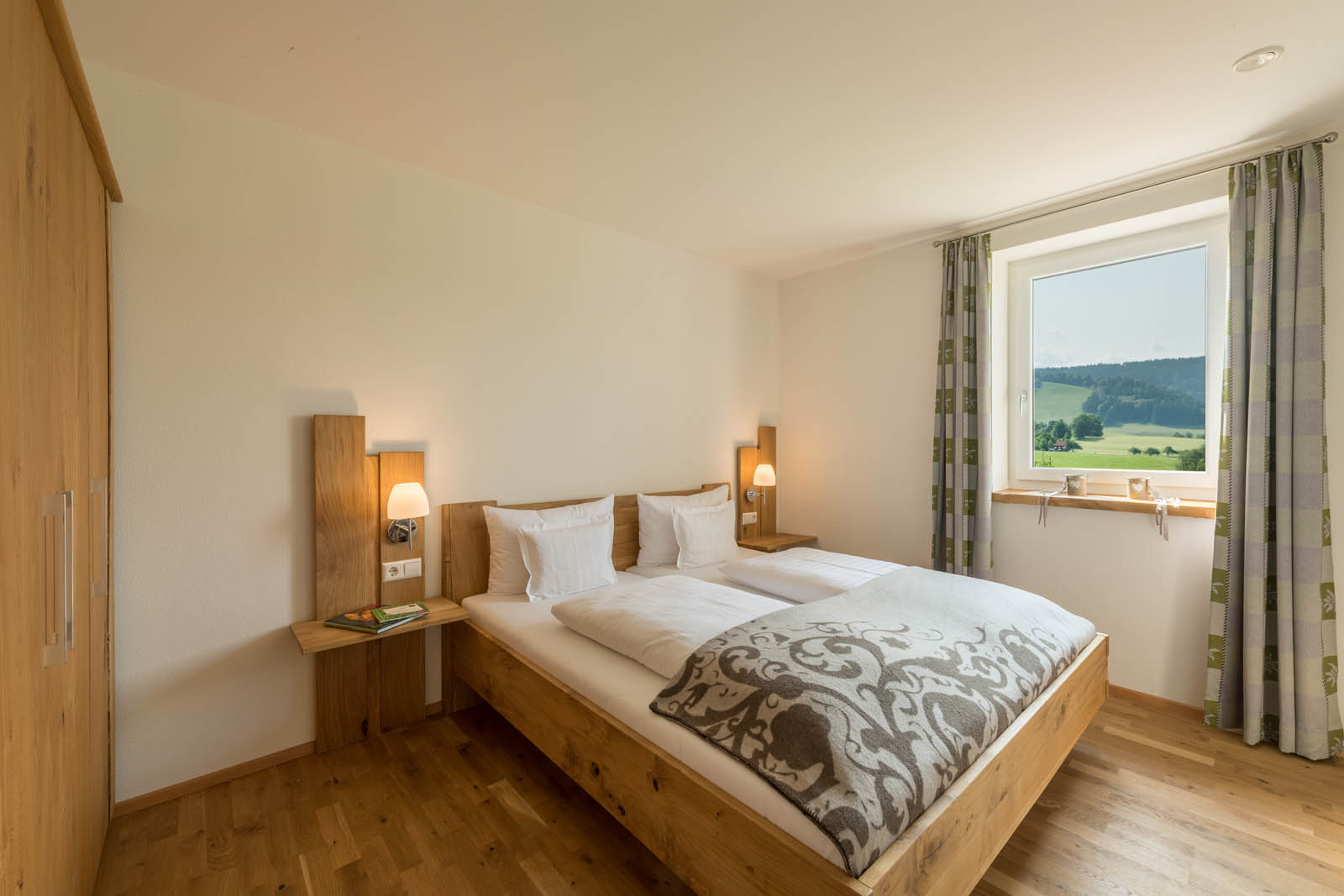 Spend the night in the Allgäu - Wellness Hotel Sontheim